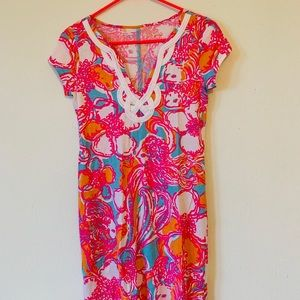 Lilly Pulitzer Feeling Tanked Brewster Dress (XS)